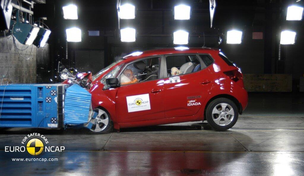Crash Test Barriers