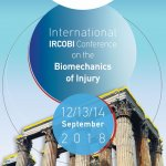 IRCOBI, ATHENS, BIOMECHANICS OF INJURY