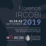 IRCOBI 2019 Florence